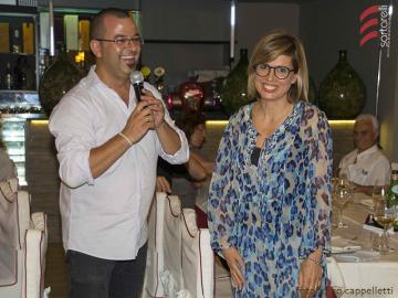Tania Sartarelli Chef per una sera